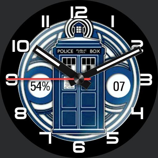 Doctor Who - TARDIS 3