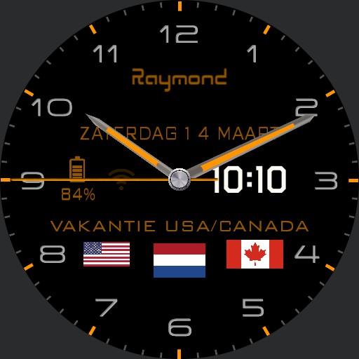 Raymond vlag
