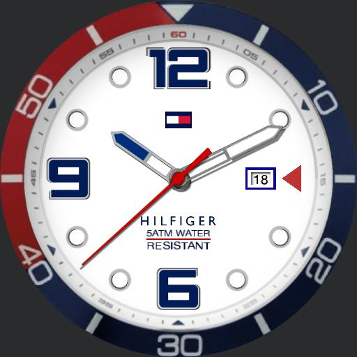 Hilfiger Keith White Edition Copy