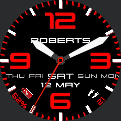 Roberts watch