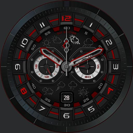 Orilama watch 82