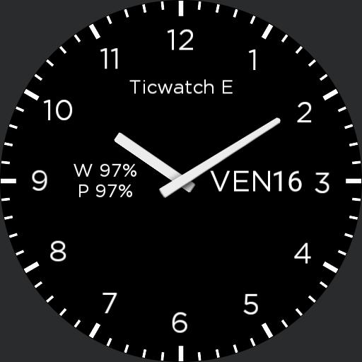 EssentialSimple watchface
