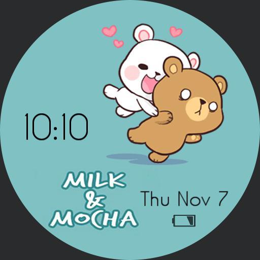 Milk  Mocha Ver1