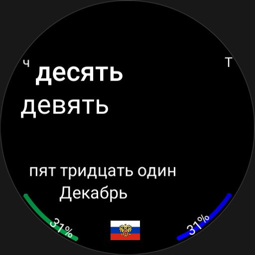 Russian Text Watch v2