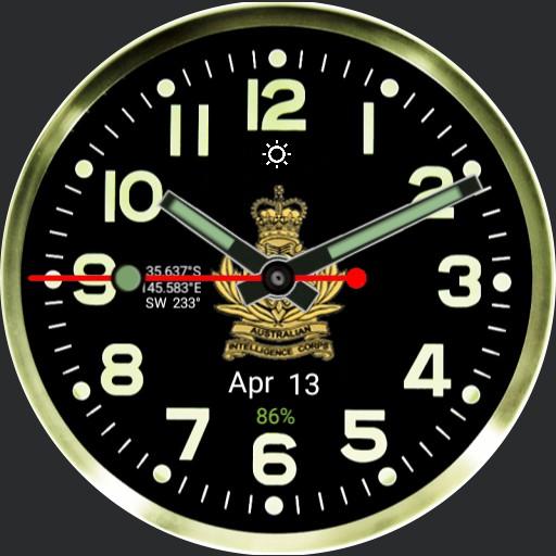 AustInt Corp - Military