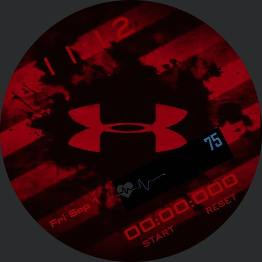 Under Armour - WatchMaker Watch Faces