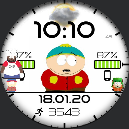south park animated