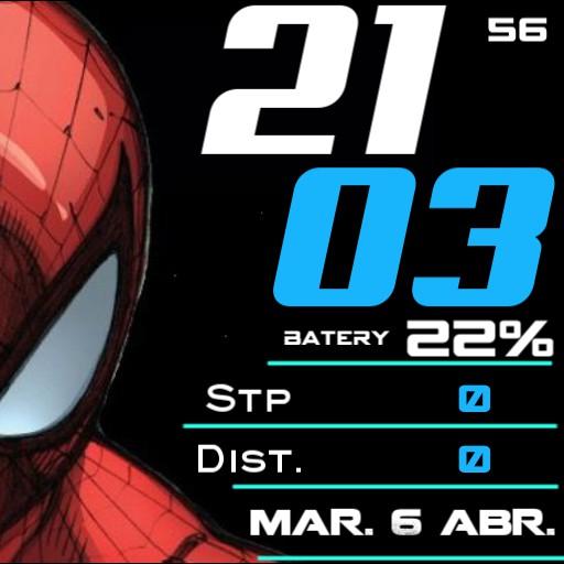 Spiderman 2 oppo 46 mm