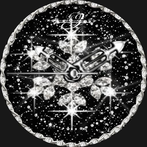 Diamond Snowflake Animation