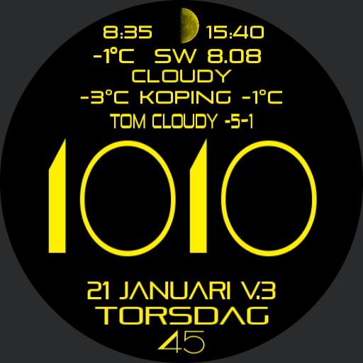 P.O. 190821 Day