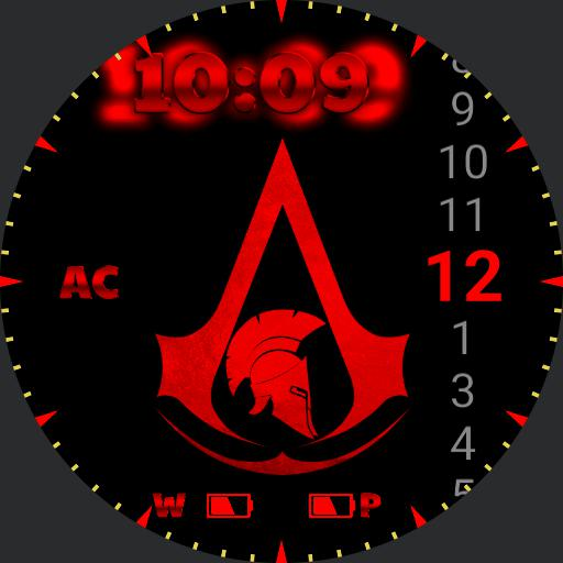 Assassins Creed Red