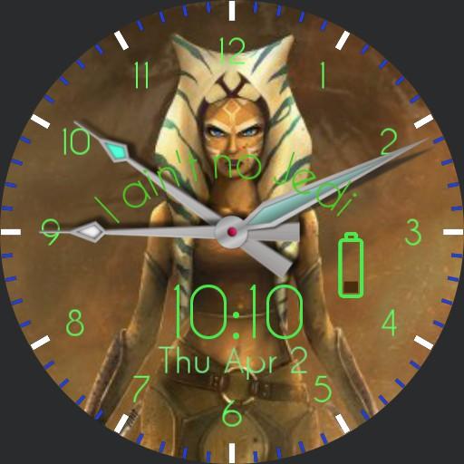 I aint no Jedi