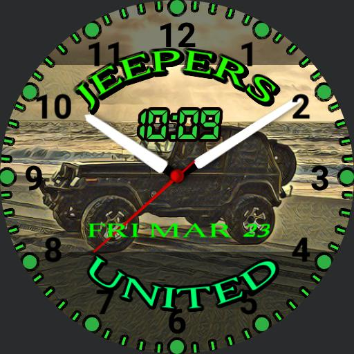 Jeepers United