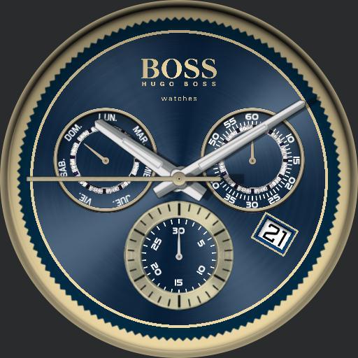 Hugo BOSS ModelSWIMS-G-SS-ROU-BLU-B-SS58045823