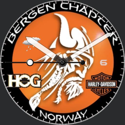 Hog Bergen Chapter 2020