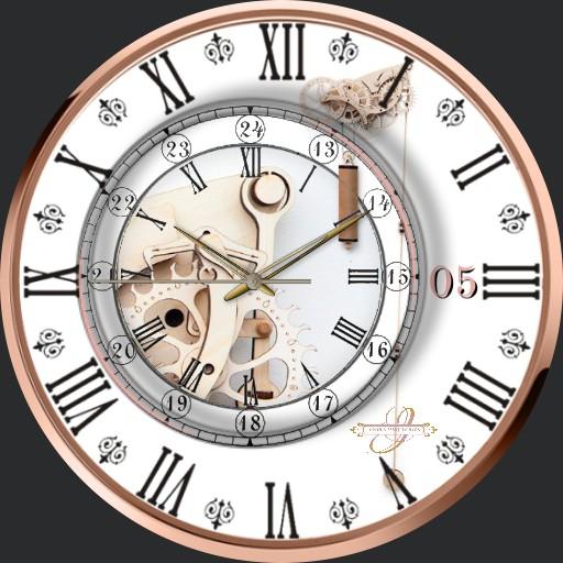 Pendulum Watch Animation