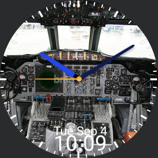 P-3 Cockpit