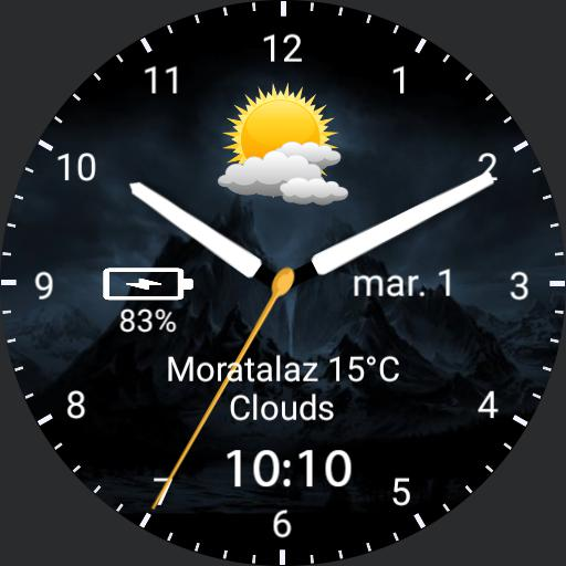 Tiempo azul