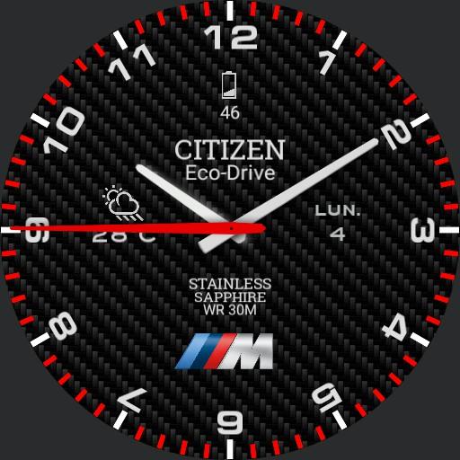 Citizen Sport Carbon M