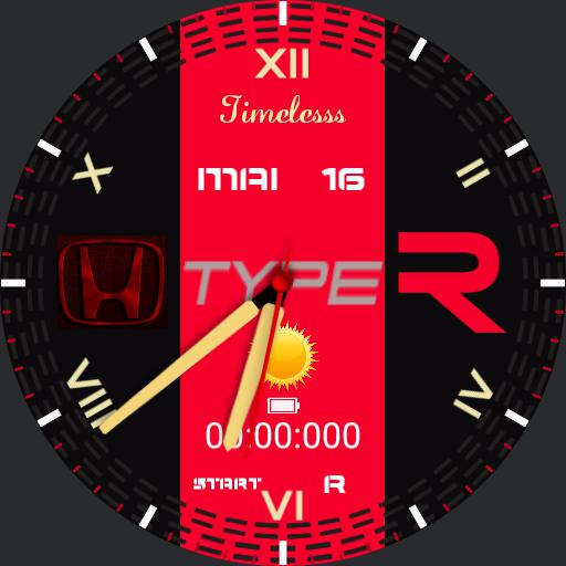 Timelesss Honda Type R