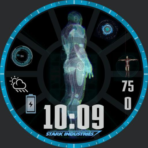 Ironman Hologram Systems