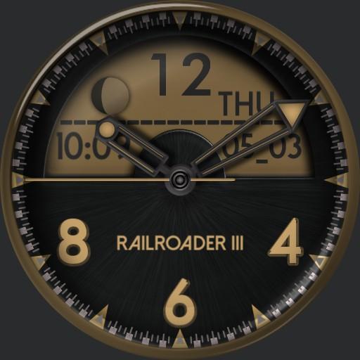 snork railroader III