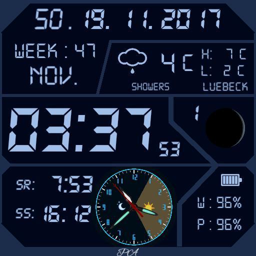 PA Watch 70