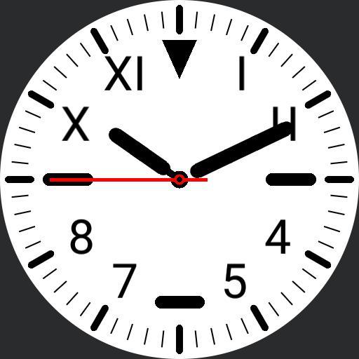 Apple watch series 5 shapes dark dim v2