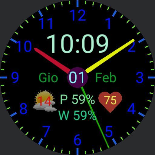 Analog watch Copy