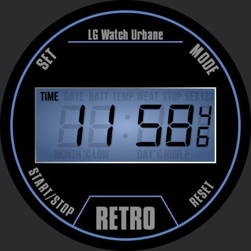 Retro Digital v1.1