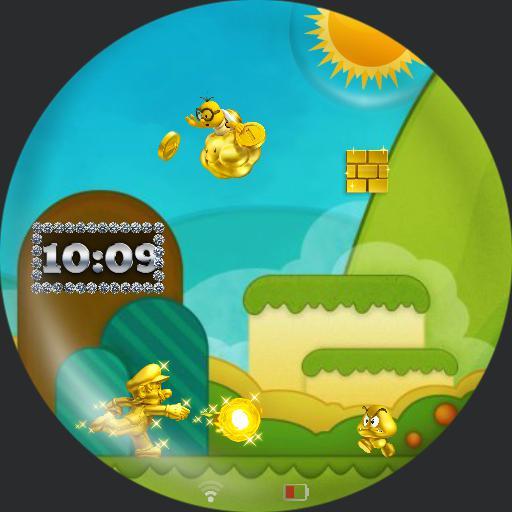 Super Mario Gold