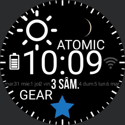 atomic giro