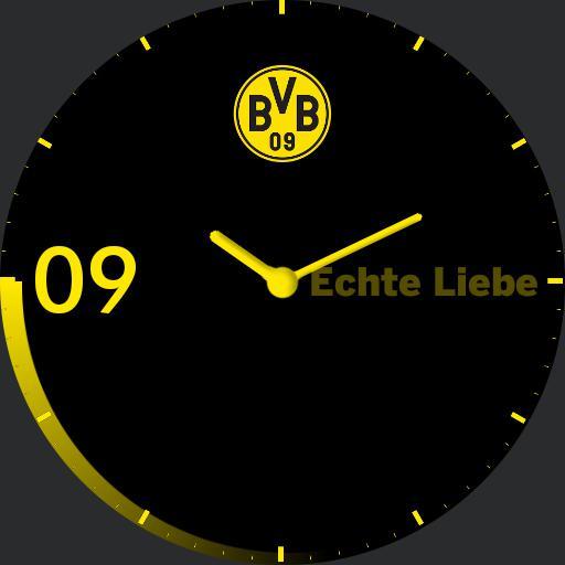 Borussia Dortmund Uhr Copy