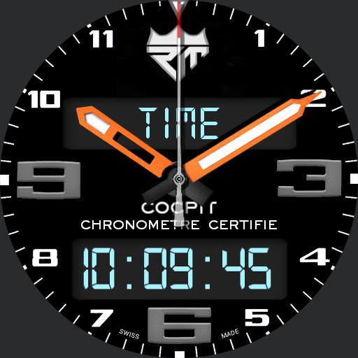 RM Watch Cocpit  Chronometre certifie