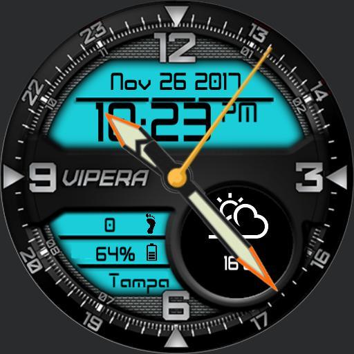 Vipera Blue 1.0/12H