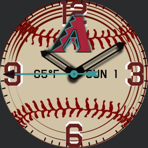 DBacks baseball