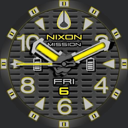PVS Nixon Factor-X YellowT-Grid