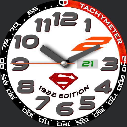 Superman 1922 Edition