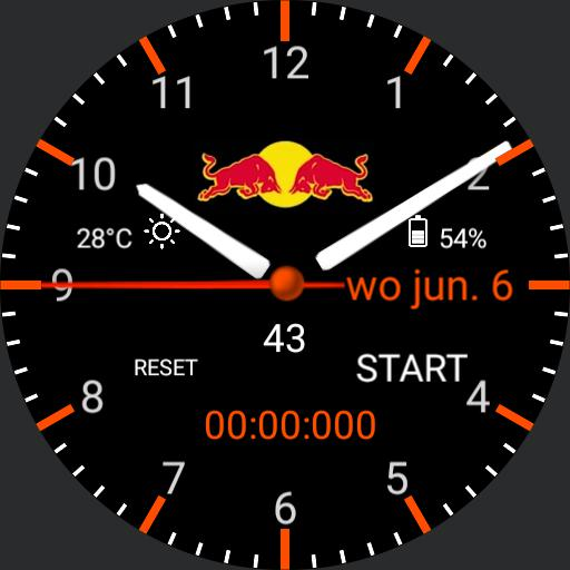 Red Bull watch Copy