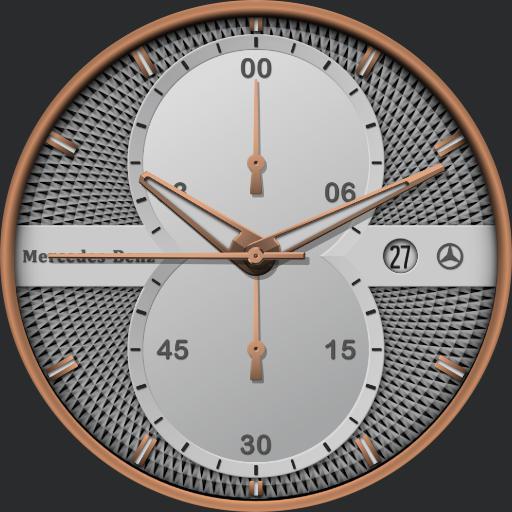 Mercedes-Benz Chronograph