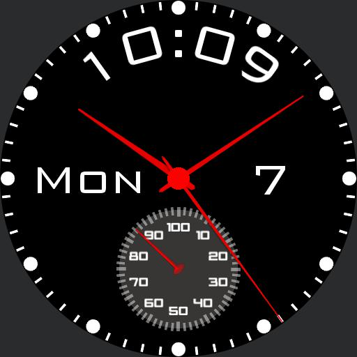 Time Date Battery