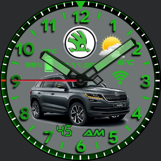 Skoda-Watch 1.5 Copy