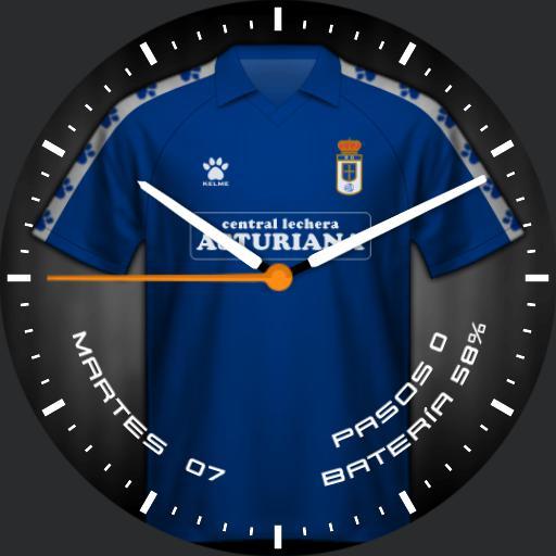 Real Oviedo Sport Watch
