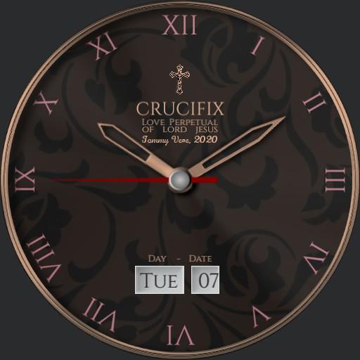 Crucifix Watch Femme 2nd
