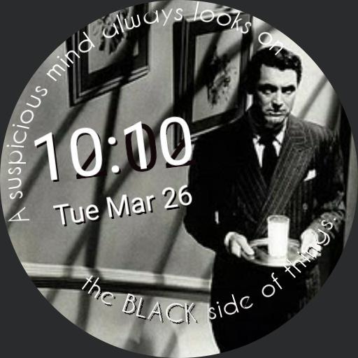 Cary Grant Suspicion