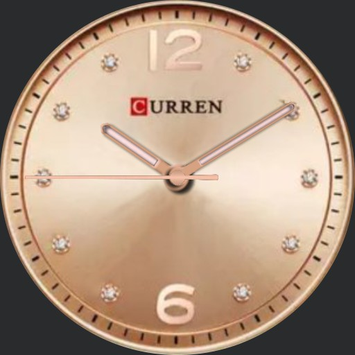 Curren Rose Gold a exporter By Nspz_73