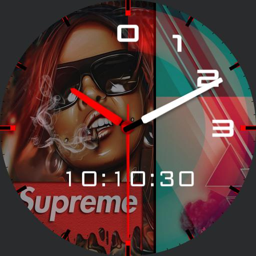 SUPREME RED