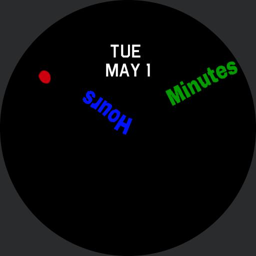 Hours and Minutes