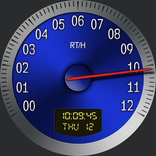 Volvo S60R Speedometer