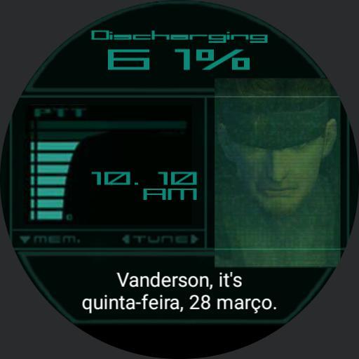 MGS2 Vanderson custom finale